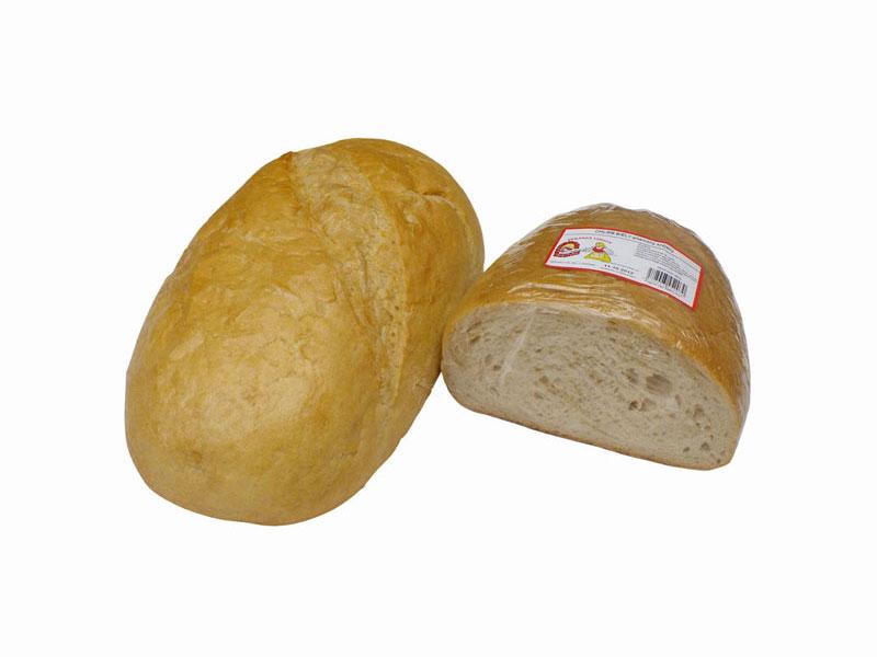 Chlieb biely/900g, pšeničný 450g., krájaný, balený