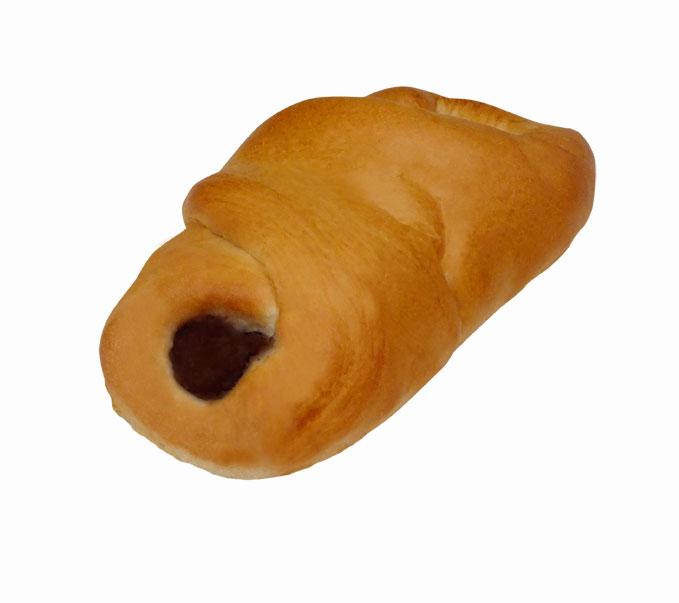 Šatka karamelová/60g nutelová